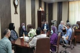 اجتماع لجنة اعتمادية المختبرات
