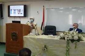 افتتاح برنامج الصحة المستدامة/ مكافحة السمنة (شهر رمضان أنموذجاً)