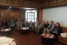 """مشاركة المركز في فعاليات المؤتمر الدولي """"الرأس المال الفكري في تحقيق التنمية المستدامة في عالم"""